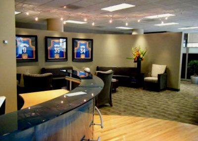 OKC Thunder Offices